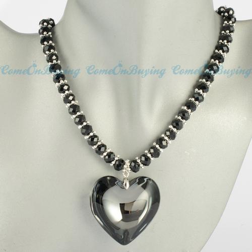damen kette halskette blogger prayer cross kreuz herz necklace choker collier ebay. Black Bedroom Furniture Sets. Home Design Ideas