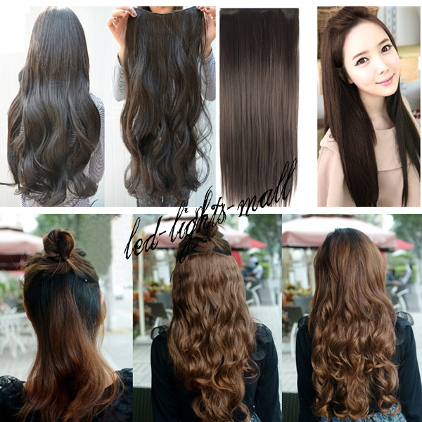 Real Hair Extensions Luxy 65