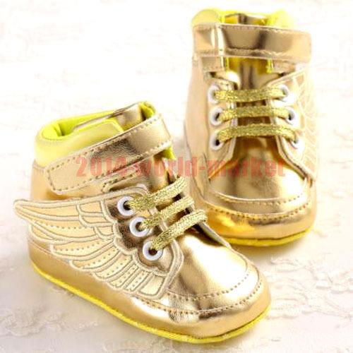 Fashion Leopard Baby Shoes Soft Sole Boy Girl Infant Crib Infant 0-18 Months #BK