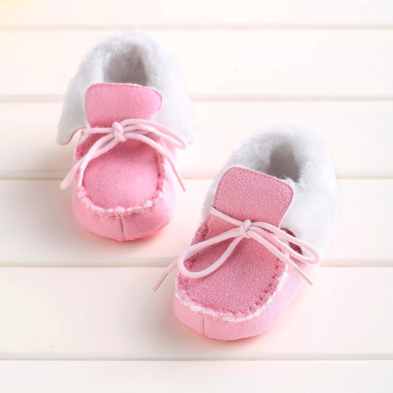 new pretty baby girl boots shoes size 0 18 months toddler