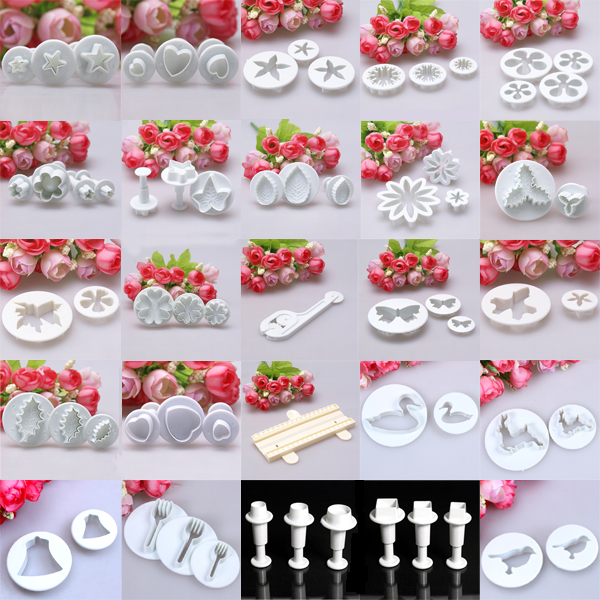 0.99 Sales!! New Icing Cake Decorating Sugarcraft Fondant ...