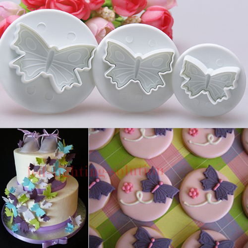 Cake Decorating Solutions Fondant : Fondant Cake Cookies Decorating Crafts Plunger Cutter ...