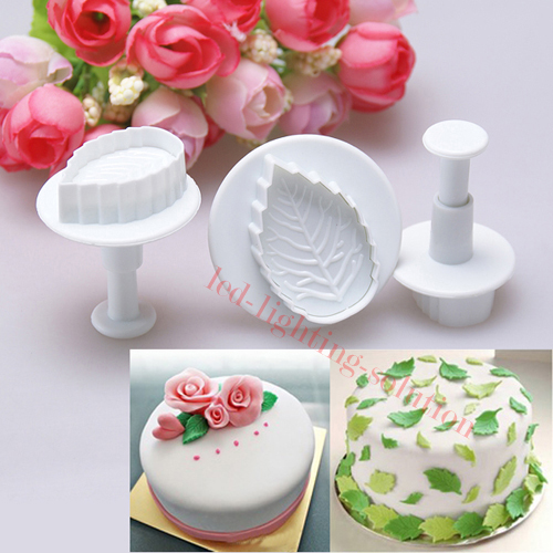Cake Decorating Solutions Fondant : 10 Styles Fondant Cake Decorating Mold Craft Pastry ...