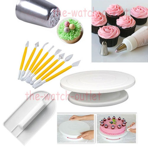 Cake Decorating Nozzles And Their Uses : NEW Large Open Star Icing Piping Nozzle Cake Decorating ...