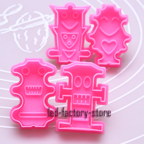 Star War/Butterfly Cake Cookie Fondant DIY Cutter Decorating Mould Craft Tool #T