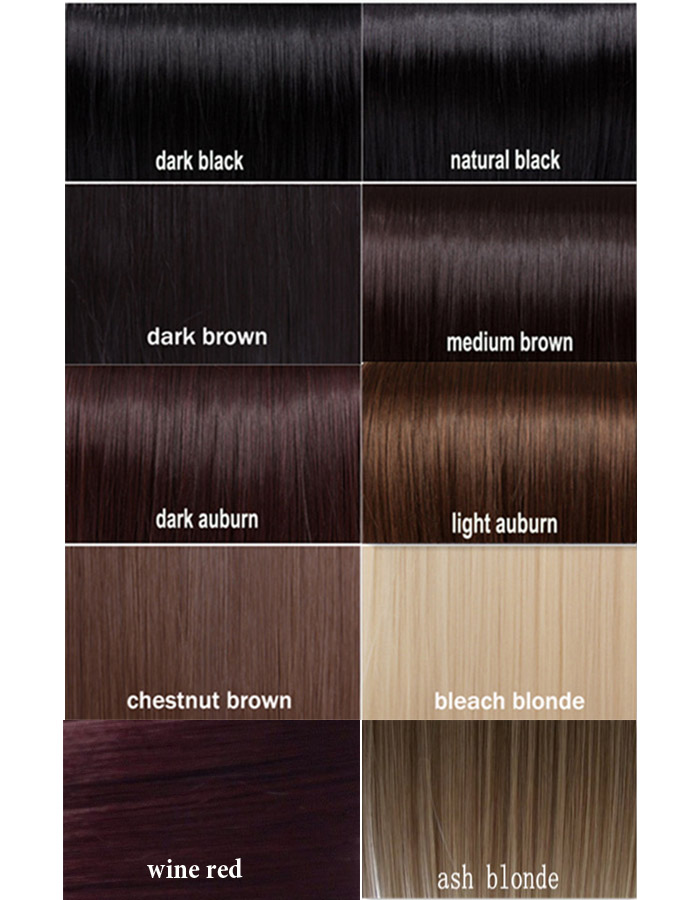 Red Hair Color Chart Loreal Smrpconsultingcom Of 29
