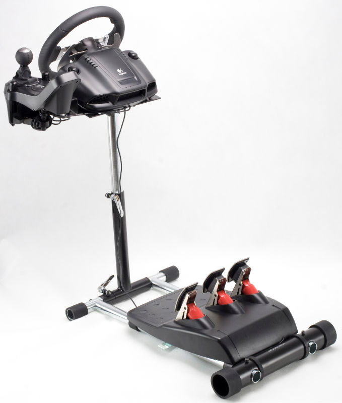 Logitech G27 Stand Diy Wheel Stand Pro For Logitech G25 How To