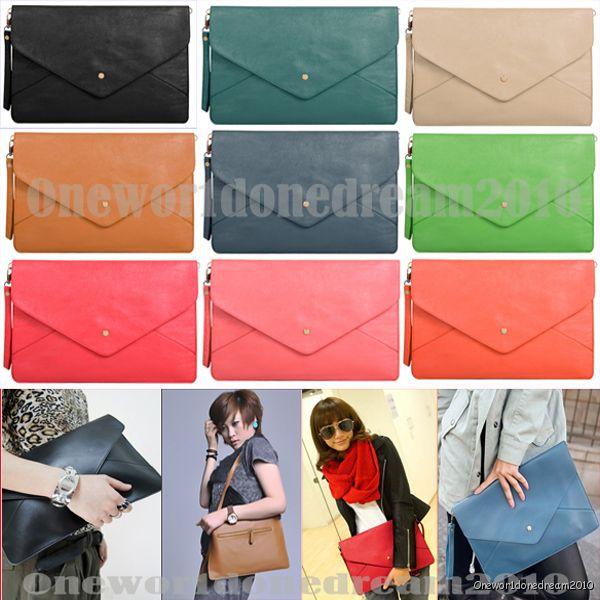 Oversized-Envelope-Purse-Clutch-Hand-Shoulder-Bag-BT2