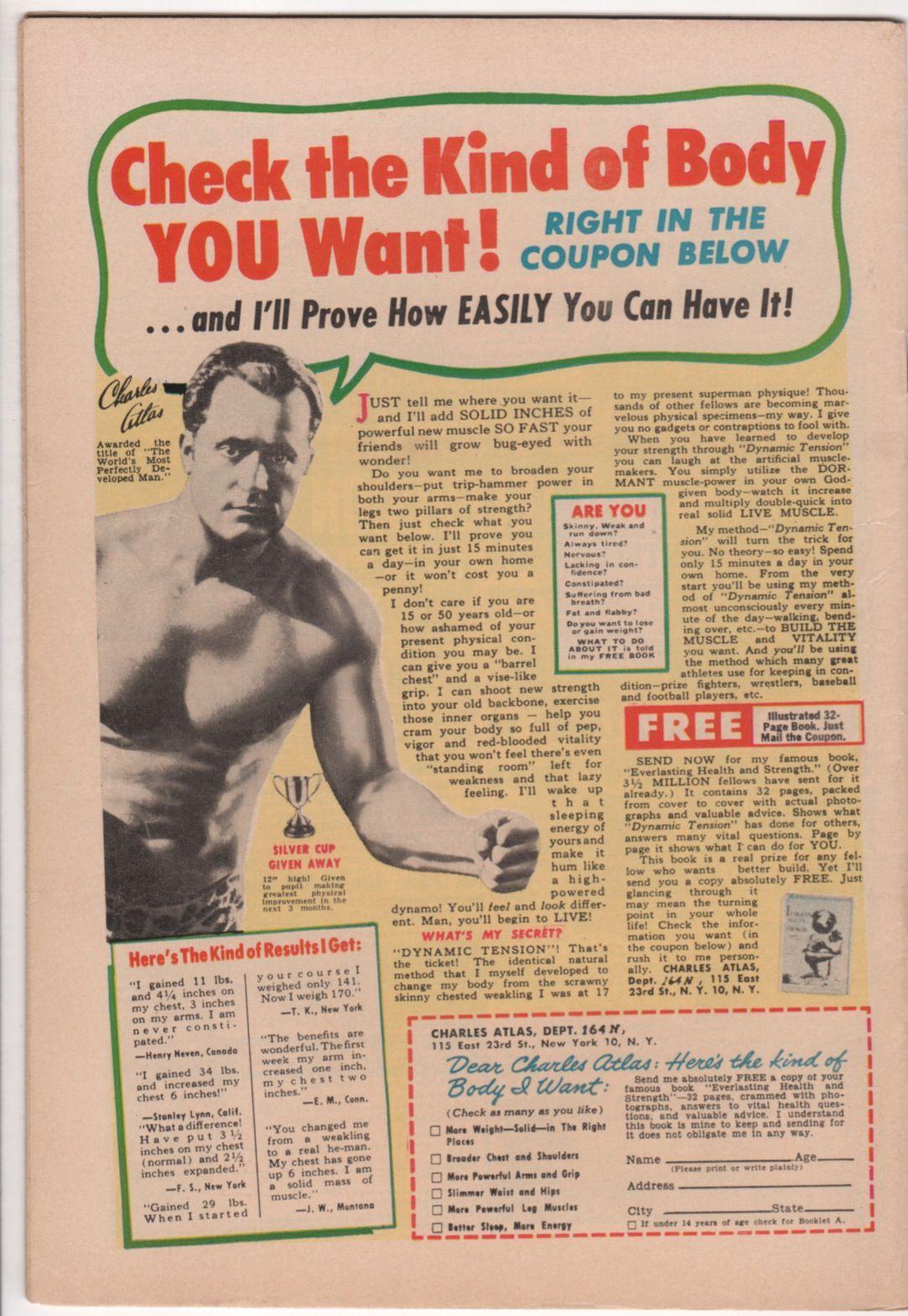 MAD#23 (1955) HIGH GRADE WOOD KURTZMAN DAVIS POGO POSSUM LAST