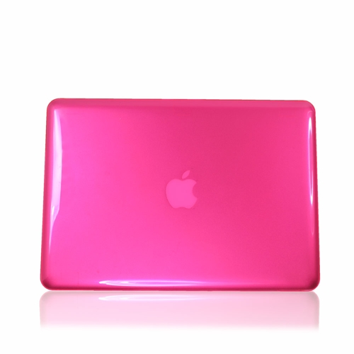 "HOT PINK Crystal Hard Case Cover for Apple Macbook PRO 13"" 13.3  ( A1278 )"