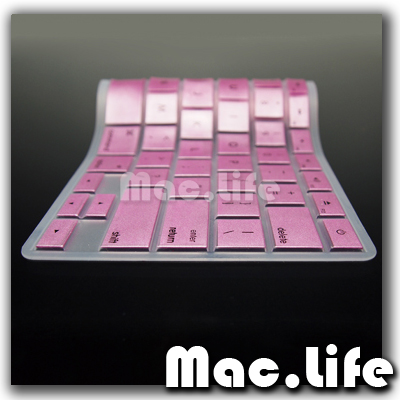 METALLIC PINK Keyboard Cover Skin for Macbook Air 13