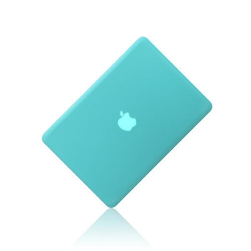 NEW-Rubberized-TIFANY-BLUE-Hard-Case-Cover-for-Apple-Macbook-PRO-13-034-13-3-A1278