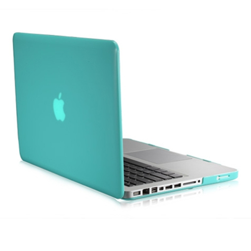 "4in1 Crystal TIFANY BLUE Case for Macbook PRO 13""+Keyboard ..."