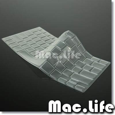 CLEAR TPU Keyboard Cover Skin for NEW Macbook Pro 13 15