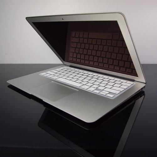 White Macbook Cover : White keyboard cover skin for macbook air a ebay