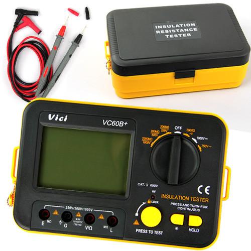 Digital-Insulation-Resistance-Tester-Megger-MegOhm-Meter-1000V-0-1-2000M-VC60
