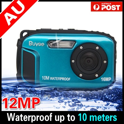 16MP-underwater-digital-video-camera-30ft-waterproof-dustproof-freezeproof-BL