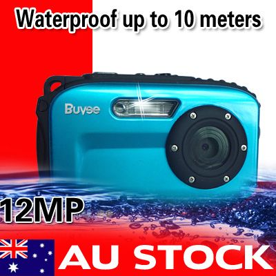 AU-16MP-Waterproof-Digital-Camera-with-Video-Underwater-DV-PC-CAM-2-7-LCD-Blue