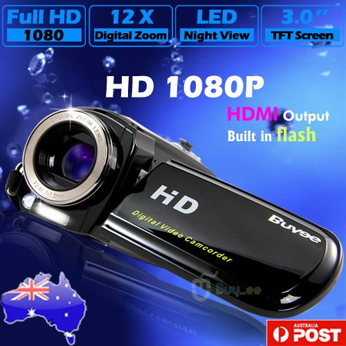 Buyee-HD-1080P-12x-ZOOM-DIGITAL-VIDEO-CAMERA-CAMCORDER-DV-12MP-CAMERA-HDMI