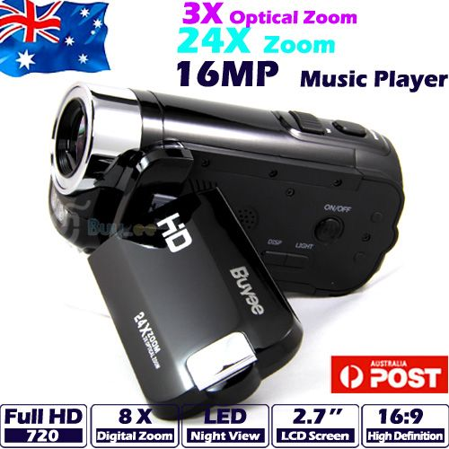 HD-720P-16MP-Camcorder-Digital-Video-Camera-DV-3x-Optical-Zoom-24x-Zoom-HDMI