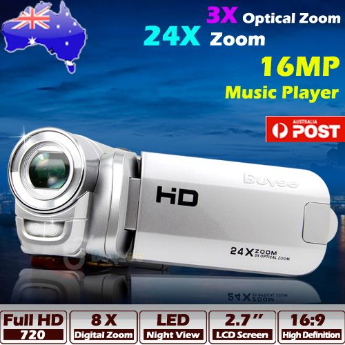 Buyee-Full-HD-720P-16MP-Digital-Video-Camera-3x-Optical-Zoom-24x-Zoom-Camcorder