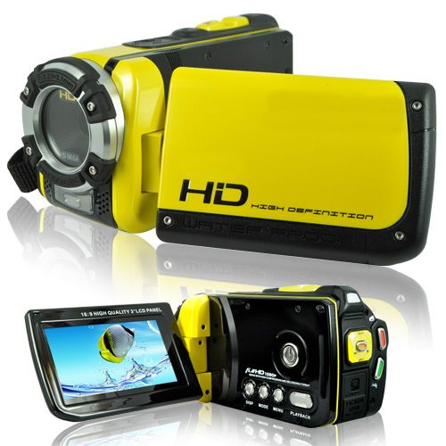 Full-HD-1080P-16-0MP-Waterproof-Digital-Camcorder-DV-Video-Camera