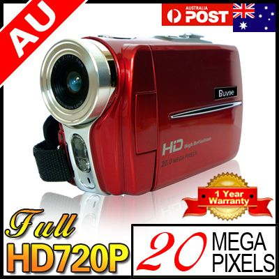 20MP-720P-HD-Digital-Video-Camera-Camcorder-DV-Anti-shake-3-0-inch-screen-Red