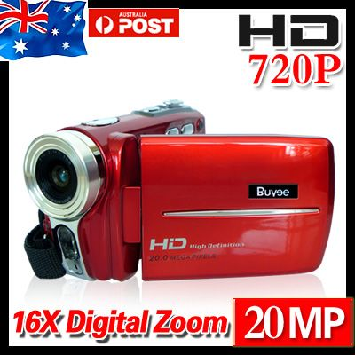 HD-720P-20MP-16x-Zoom-DIGITAL-VIDEO-CAMERA-CAMCORDER-DV-Red