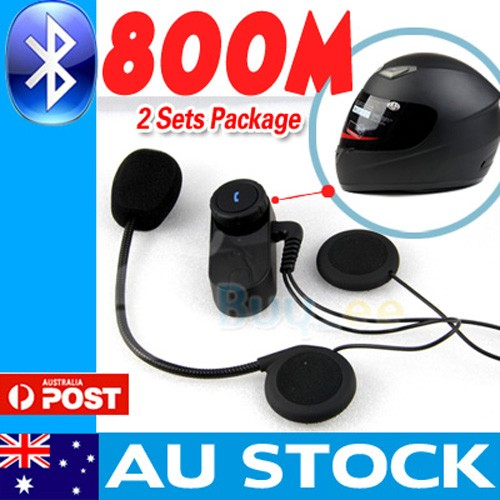 2-x-800M-BT-interphone-Bluetooth-Motorbike-Motorcycle-helmet-intercom-Headset