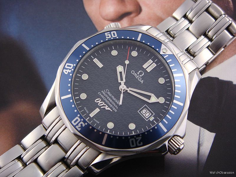 Omega Seamaster Professional 007 Preis