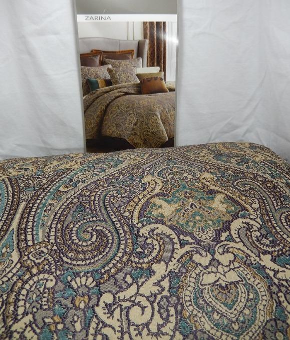 Croscill Bedding, Zarina 4 Piece Comforter Set QUEEN
