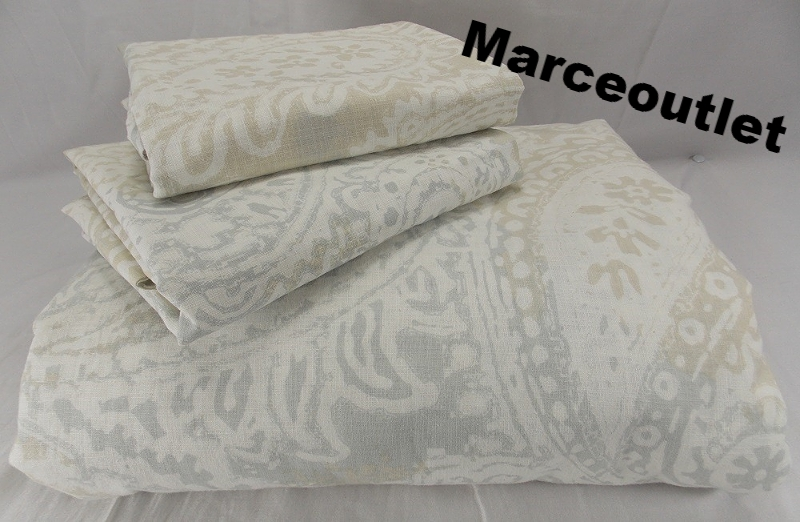 Tommy Hilfiger Mission Paisley Full Queen Duvet Cover