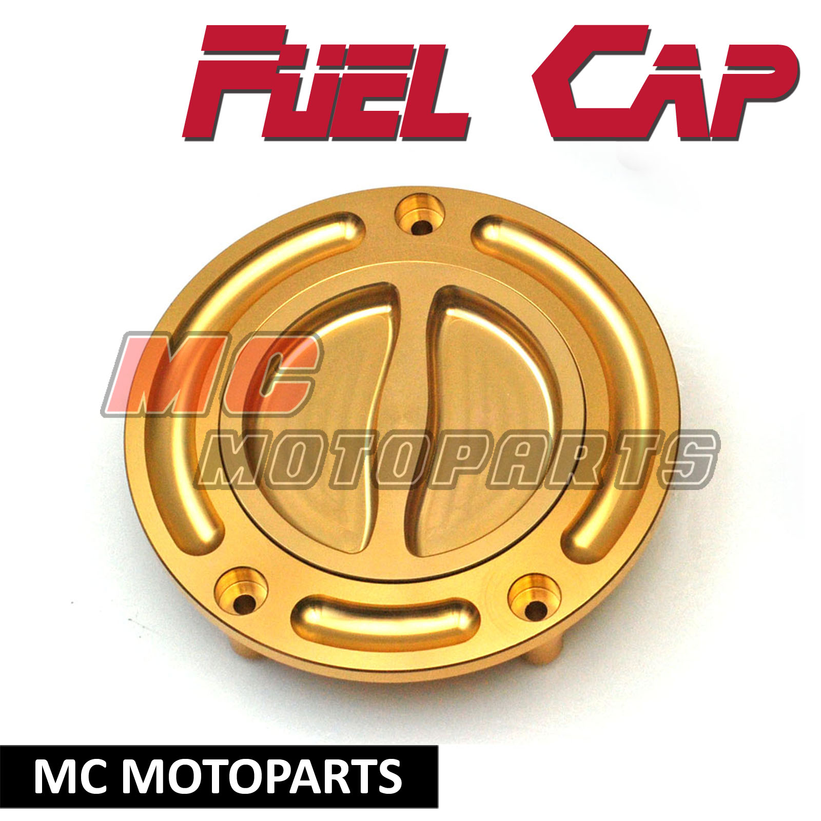 GOLD-CNC-Fuel-Gas-Cap-Ducati-848-1098-1198-Monster-750-800-900-S2R-S4R-998-996