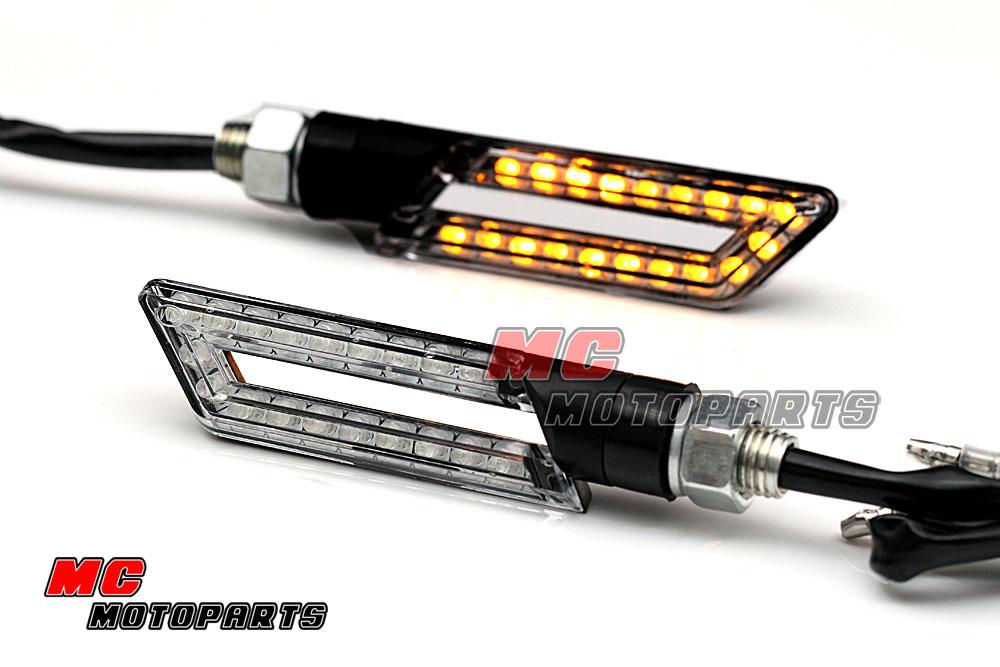 Brand New Quot Vader Quot Ultra Led Turn Signal Light Mc