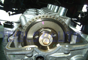 how to set genesis coupe timing chain