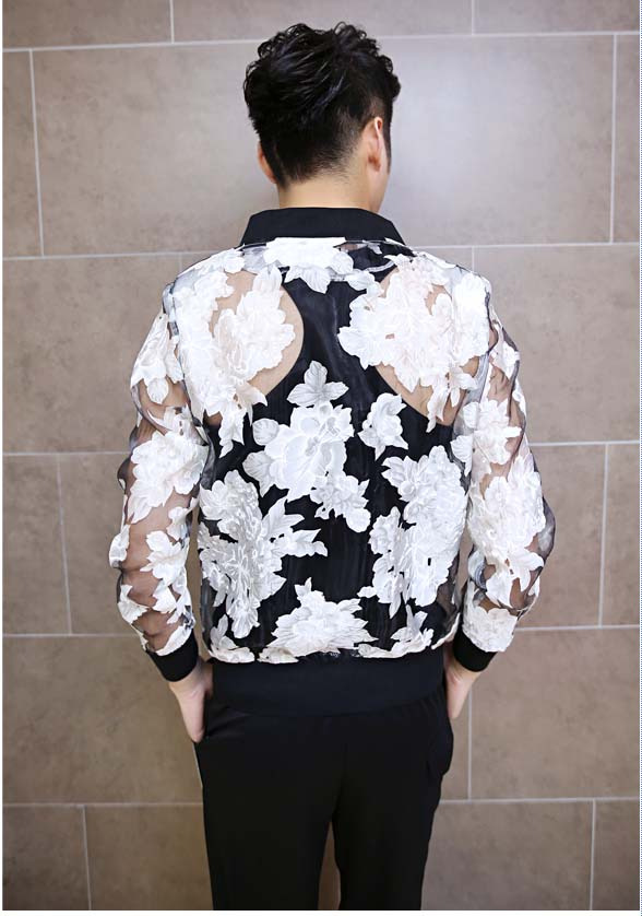 http://www.ebay.com/itm/Mens-Summer-Fahison-Sexy-Floral-See-Through-Lightweight-Mod-Zip-Up-Jacket-Coat-/271515733896?var=570349323567&hash=item3f37994f88:m:mHGwj8SO9TKIOGYy4Obs3_w