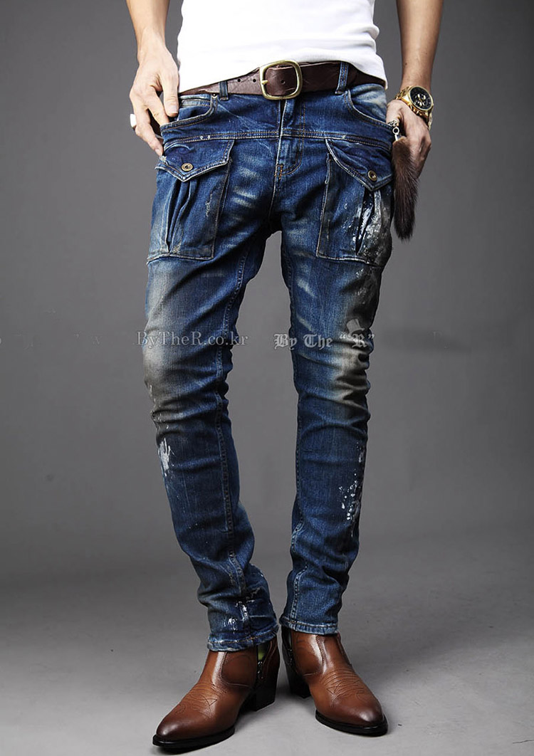 Cool Mens Jeans Jeans Mince His Words