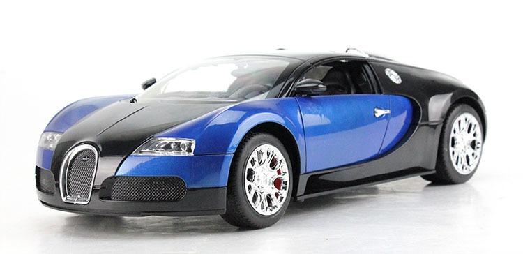 remote control 1 14 bugatti veyron 16 4 grand sport car rc rtr w batteries bl. Black Bedroom Furniture Sets. Home Design Ideas