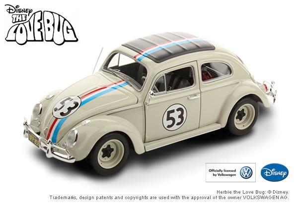 Herbie The Love Bug Logo