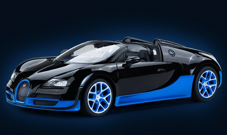 1 14 bugatti veyron 16 4 grand sport vitesse radio remote. Black Bedroom Furniture Sets. Home Design Ideas