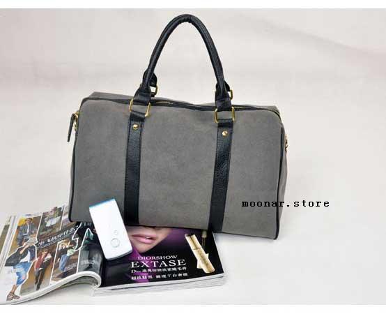 Women Fashion Boston Shoulder Bag Totes Shopper Handbag Purse
