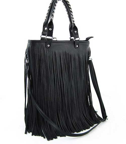 Fashion-Punk-Tassel-Fringe-Women-handbag-Shoulder-Bag