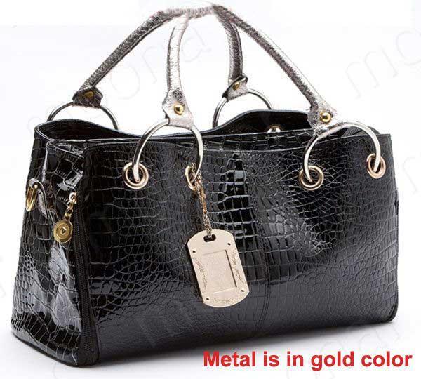 Luxury Women Boston Tote/Shopper Shoulder Handbag Purse Bag. if you need...