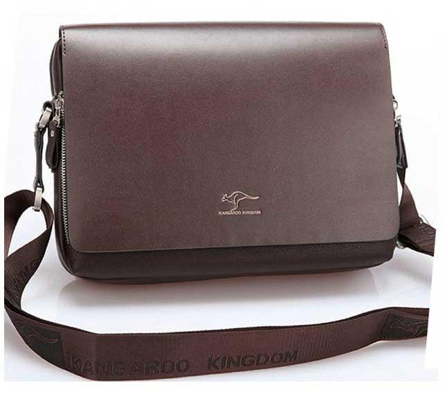 2012-New-Black-Coffee-Large-Mens-Leather-Briefcase-Bag-Career-Shoulder-Sling