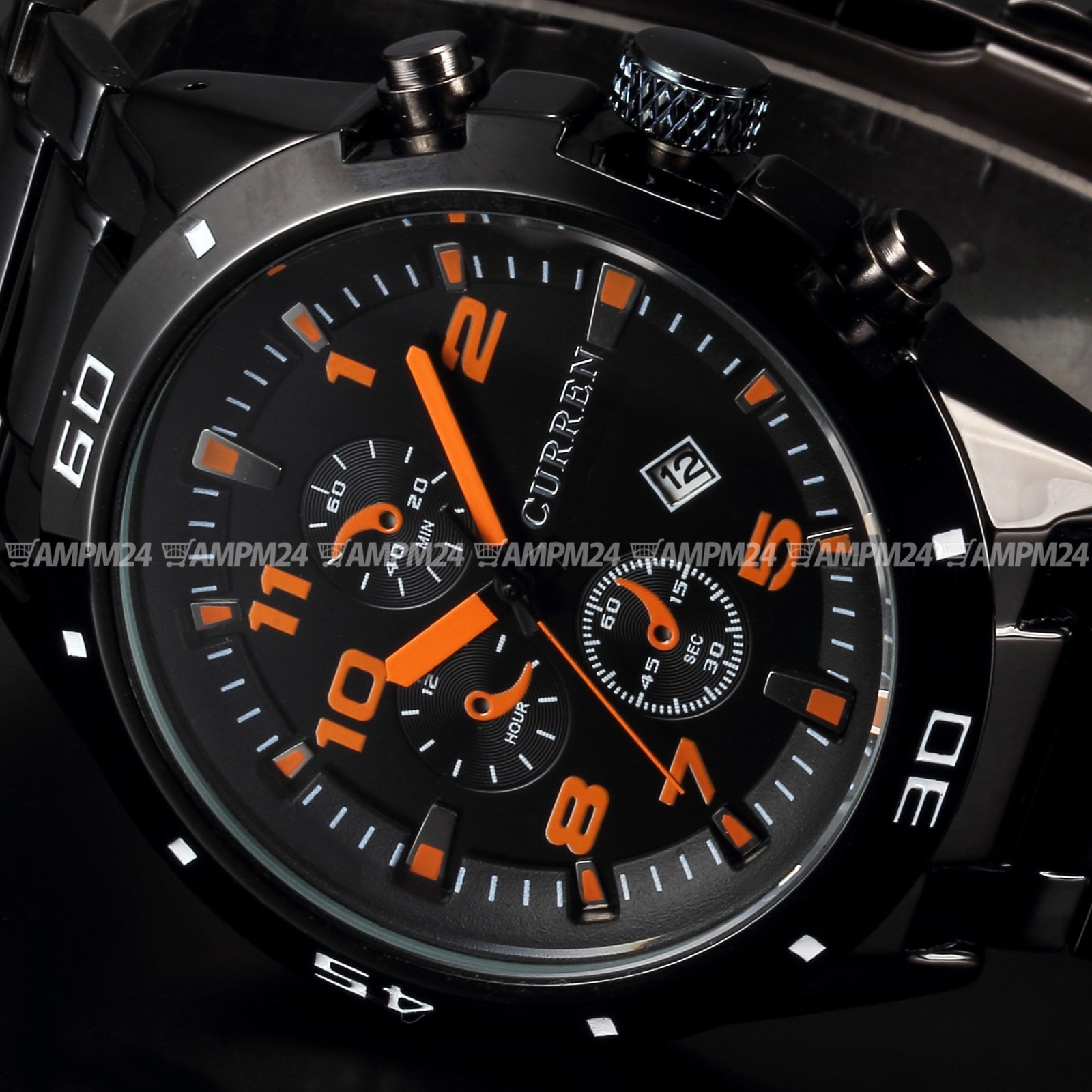 New-Fashion-Mens-Stainless-Steel-Date-Display-Analog-Sport-Quartz-Wrist-Watch