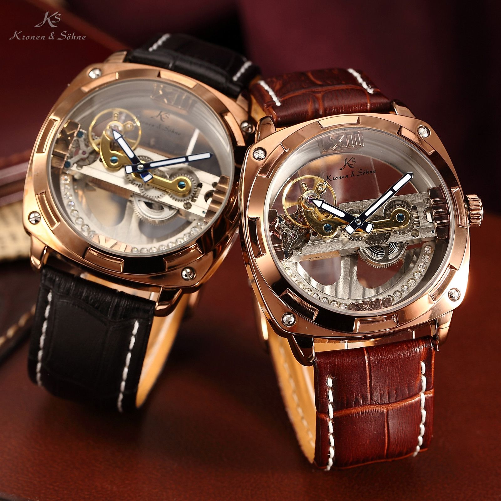 Популярные швейцарские часы