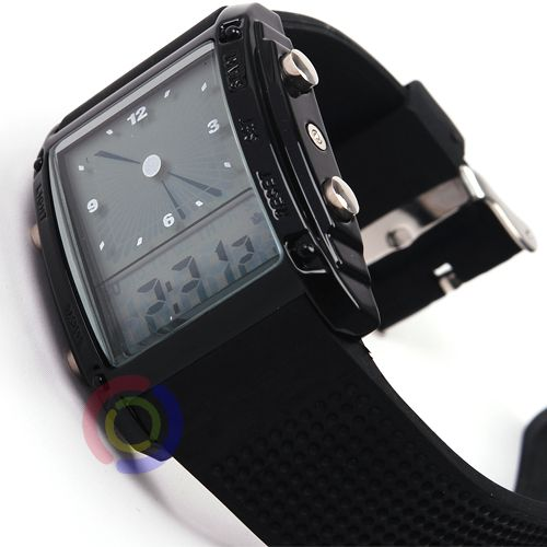 Часы с жк стрелками купить купить часы для айфона спб
