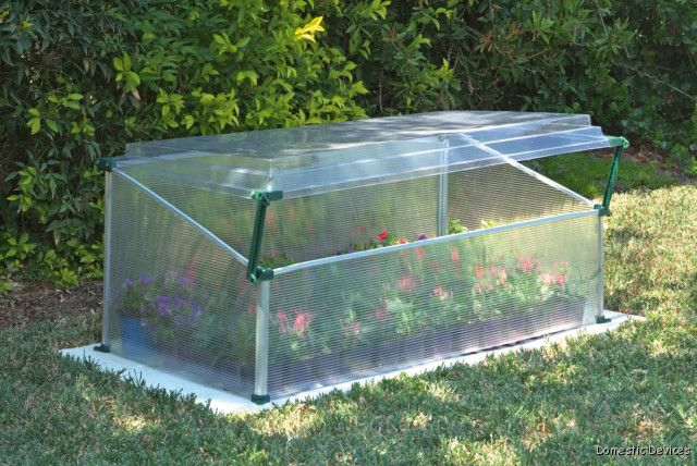 Portable Indoor Greenhouse : Indoor greenhouse seed starter system portable