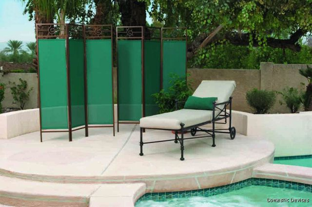 Patio privacy screens portable outdoor sun screen for Pool screen privacy
