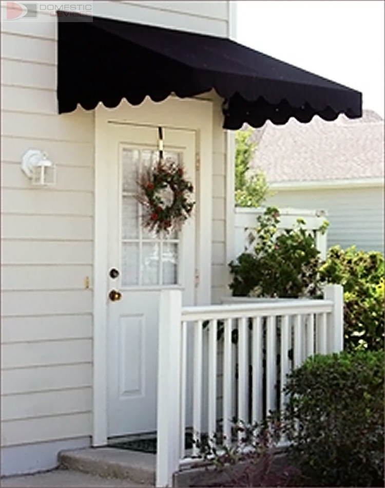 Awnings Canopies u0026 Umbrellas & Great deals from Domestic Devices in Door-Canopies-Sunbrella ...